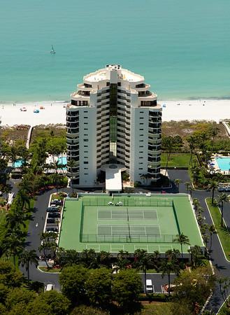 Sandcastle I Aerial