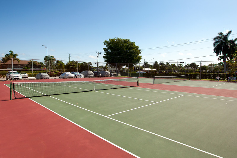 The Sands Tennis