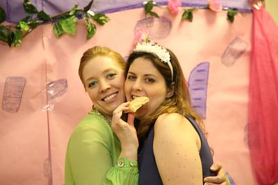 Cinderella's Tea Party 2009