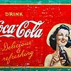 Coke Mural Acworth GA_1966