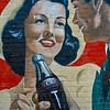 Coke Mural Detail Acworth GA_1969