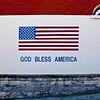 American Flag Mural Jasper GA