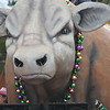 UnHoly Cow in Beads