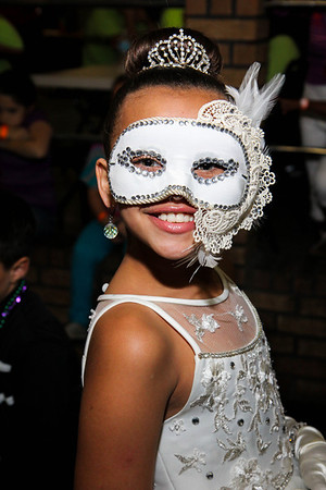 Mardi Gras 2013 - Children's Dance 2-3-13