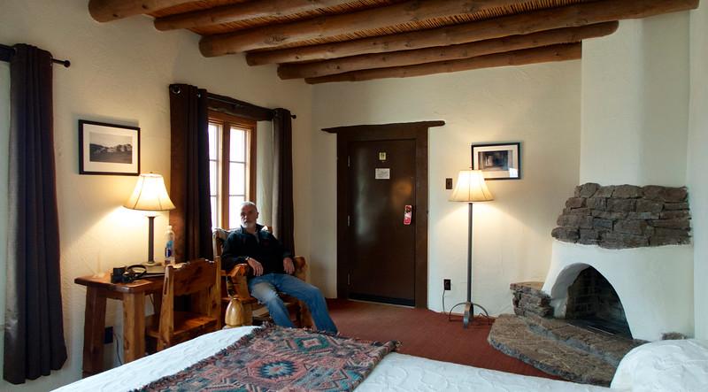 Indian Lodge, Ft. Davis State Park