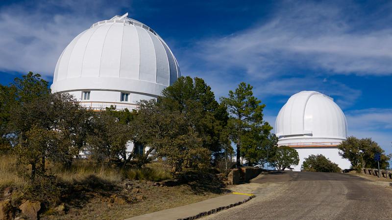 McDonald Observatory, Ft. Davis, TX