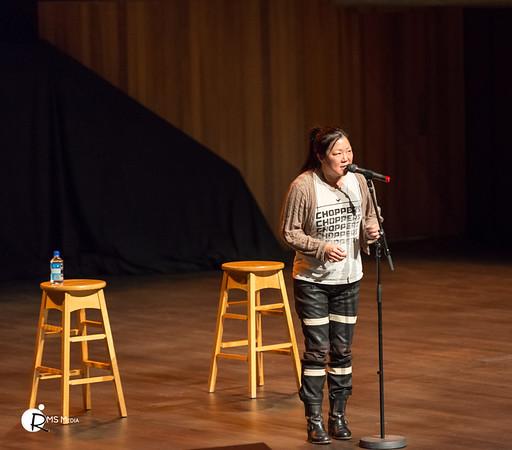 Margaret Cho   UVIC Farquhar Auditorium   Victoria BC