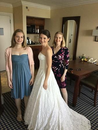 Margaret & Lee's Wedding 12/21/2015