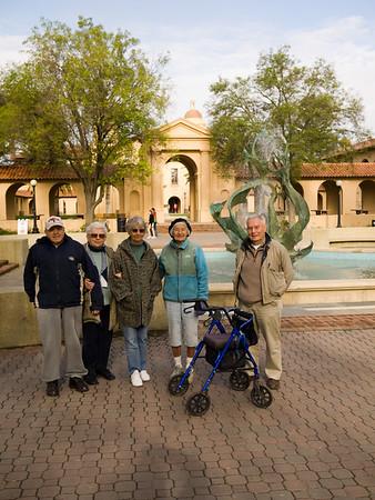 11-03-27 Sunday walk with Margaret