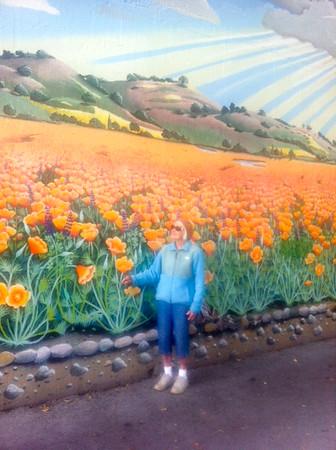 12-12-10 Margaret & poppies