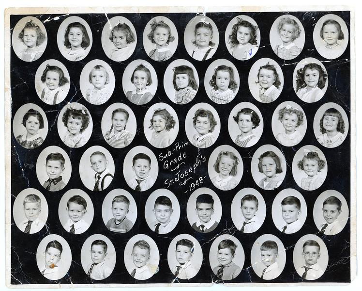 1948 Marge Grady Primary School, St. Joseph's