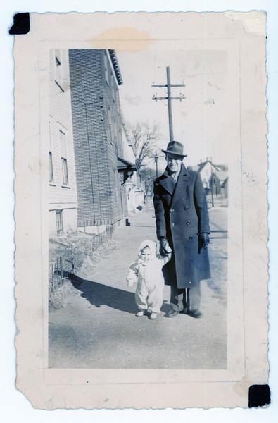 1944 Margie and Arthur
