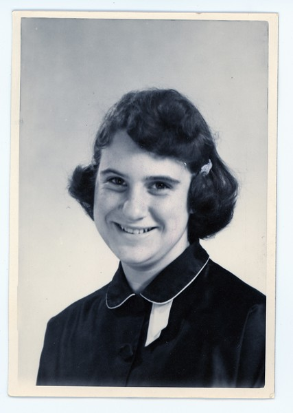 1955e Margie Grady at 12yo