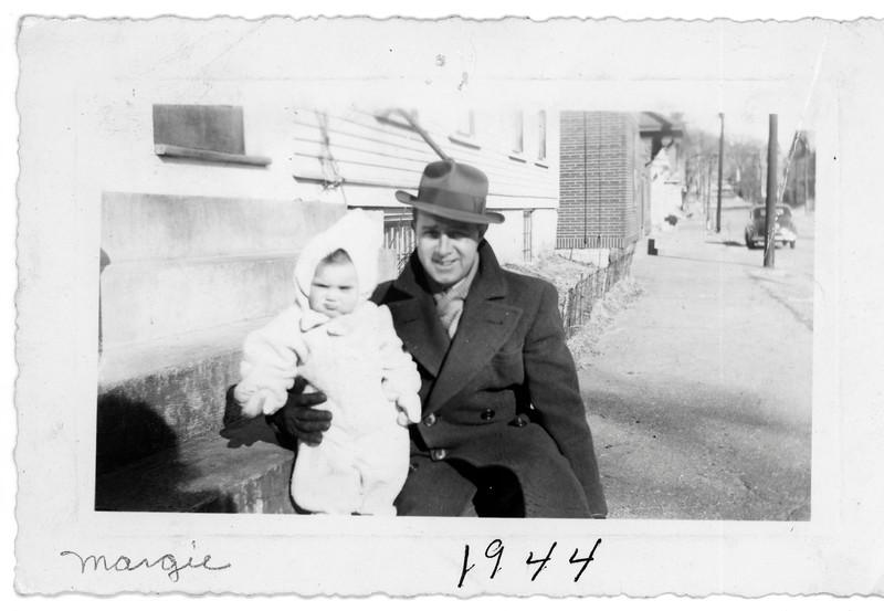 1944 Arthur and Margie