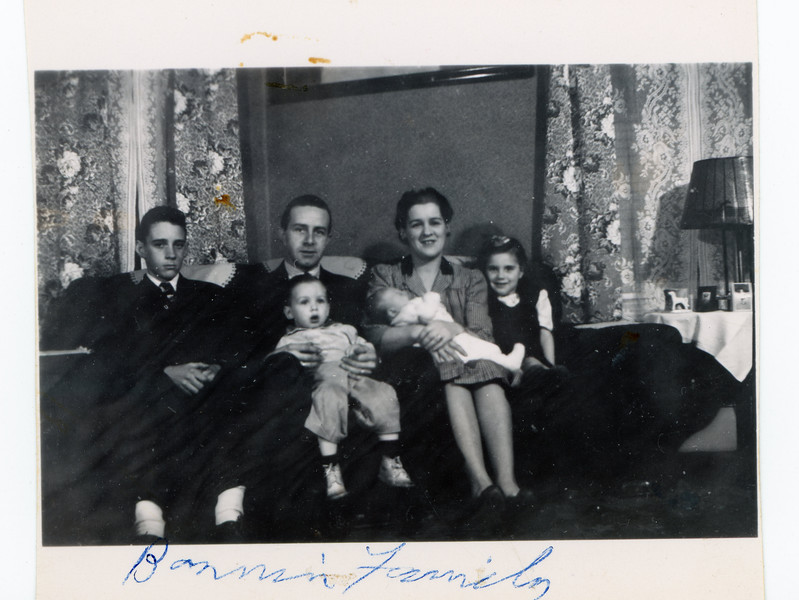 1947 Bonnin Family