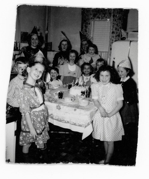194X Birthday Party (Likely Margie)