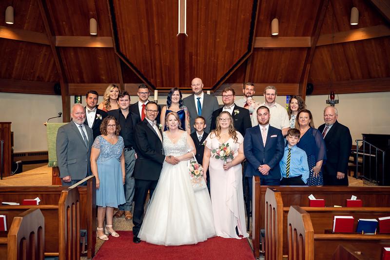 Margie and Richard Wedding0224
