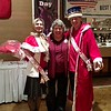 Paczki Ball -- King and Queen (Blythe and Tom) and Margie - February 8 2015
