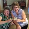 Margie with Fran in Wapakoneta, OH - July 18, 2018