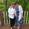 Giggling Sisters on Mother's Day, May 14, 2017 in North Olmsted, OH