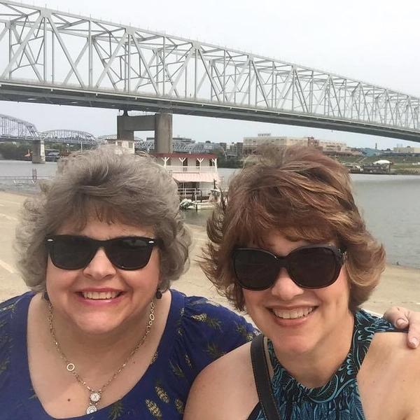 On the Riverfront in Cincinnati - September 11, 2017