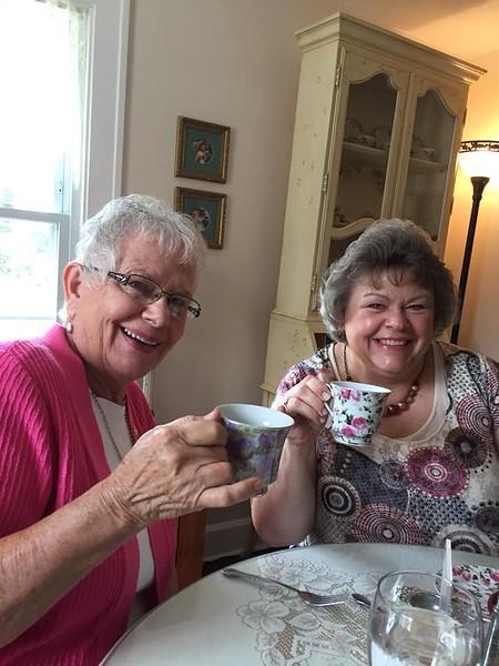 Margie and Mom - September 7, 2018
