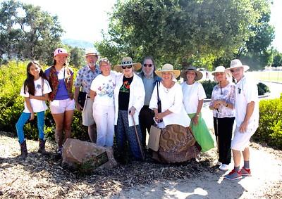 Marguerite's Native Oak Community Landscape