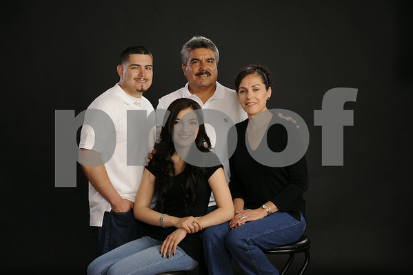 Maria Beas Family