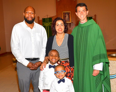 Maria E. Baptism Photos 9-25-2016