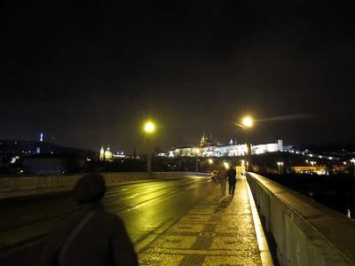 maria on bridge