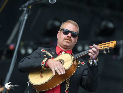 Mariachi El Bronx  | Squamish Valley Music Festival | Squamish BC