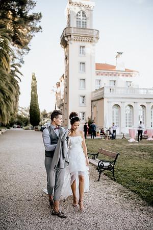 Mariage Vivi et Nico