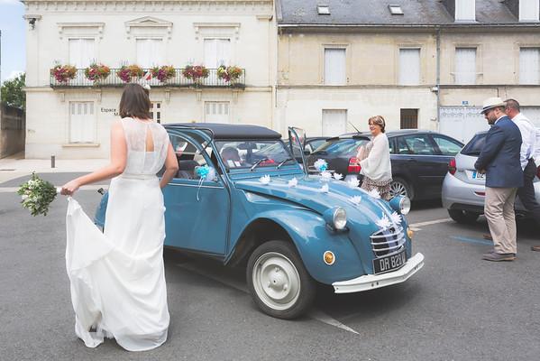 Mariage de Lucie et Thomas - Mairie, 25 juin 2016<br /> <br /> Photo par Light eX Machina