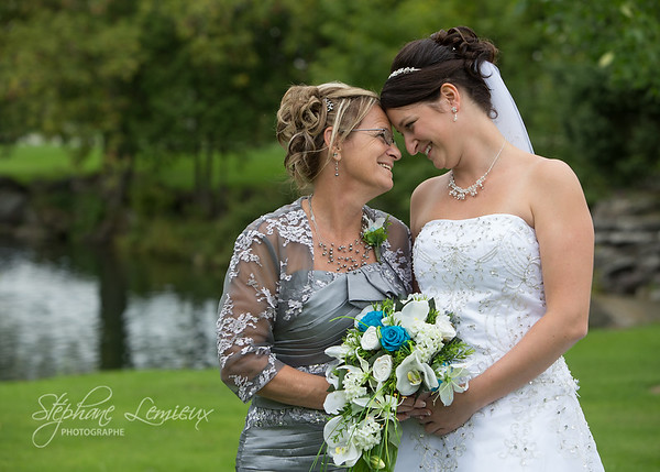 Mariage de Geneviève et Robin dans la région de Québec