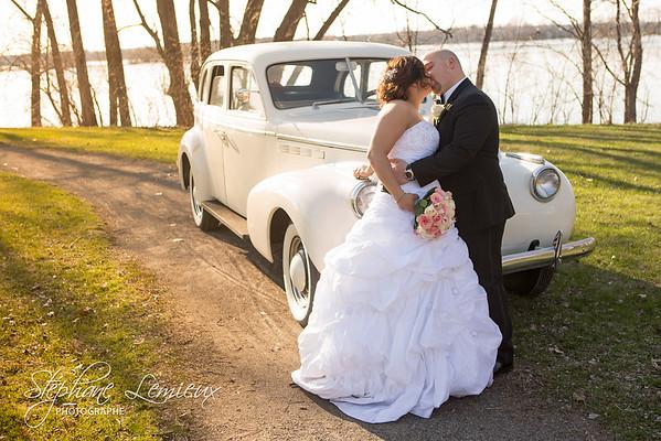Collection photos de mariage passion de Stéphane Lemieux photographe