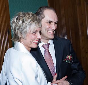 Christine & Henri
