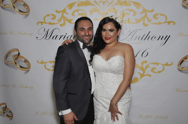 Marialena & Anthony Wedding