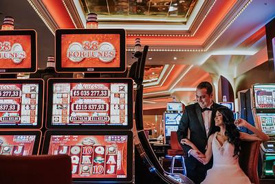Mariana & Mario Hotel Sheraton Wedding