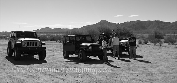 Maricopa Meetups Oct 6-7 2007 Jeep Run