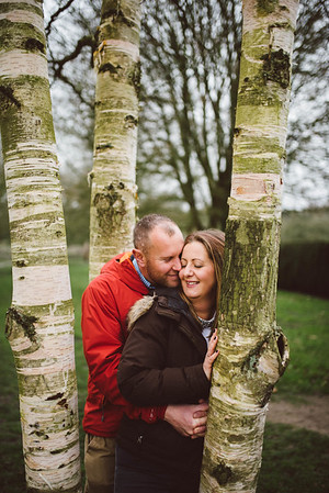 Marie and Mark - pre wedding