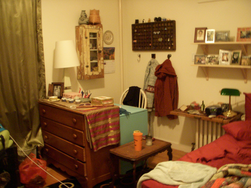 nicki's room.
