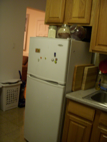 hello fridge.