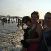 beach. coney island.