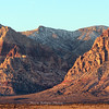 Sunrise at Red Rock Canyon National Conservation Area