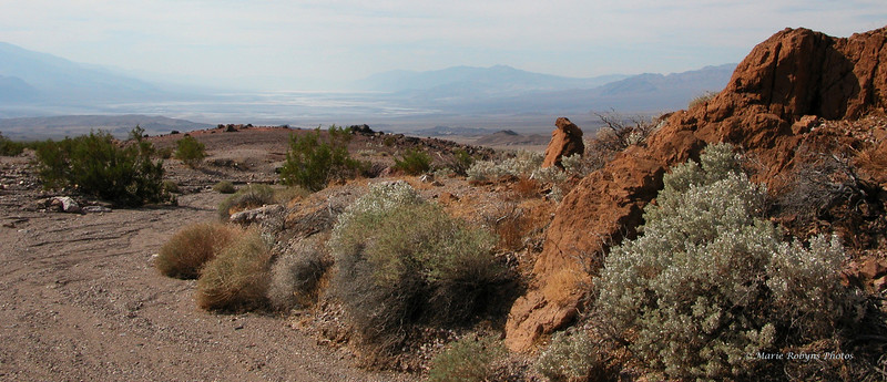 Death Valley National Park view