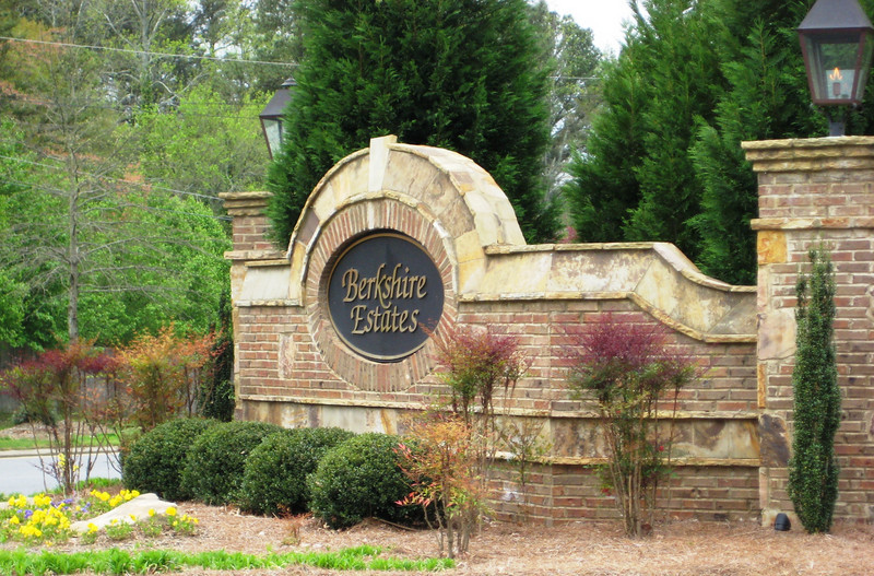 Berkshire Estates Marietta Georgia Community Of Estate Homes