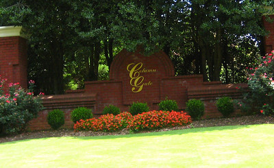 Column Gate-Marietta Georgia Neighborhood (9)
