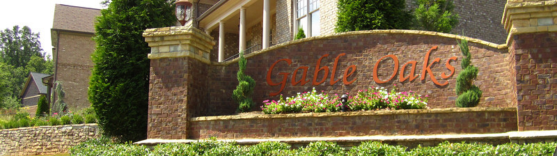 Gable Oaks GA Neighborhood Of Estates (1)