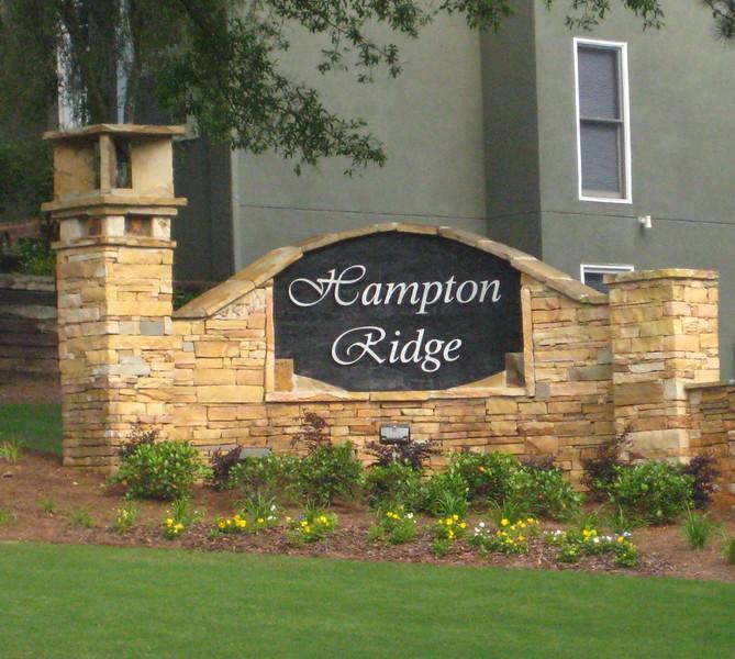 Hampton Ridge-Marietta