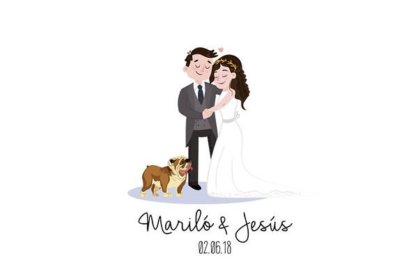 Mariló & Jesús - 2 junio 2018